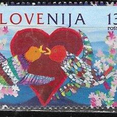 Sellos: ESLOVENIA Nº 128 (**). Lote 293185908