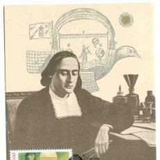 Sellos: PORTUGAL 1983.- MAXIMUN CARD.- CONQUISTA DEL ESPACIO. Lote 6467838