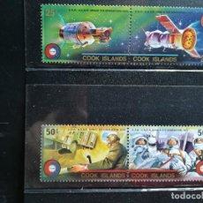 Sellos: COOK ISLANDS AÑO 1975 Nº YVERT 418-419-422-423 SELLOS NUEVOS. Lote 112519747