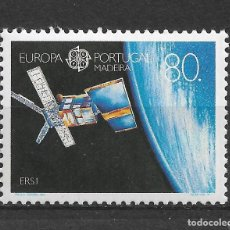 Sellos: PORTUGAL MADEIRA 1991 EUROPA CEPT ** - 5/1. Lote 125236823