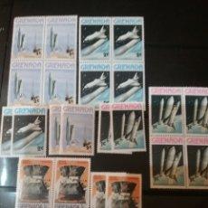 Sellos: SELLOS GRANADA (GRENADA) NUEVOS/1976-1978/MISION VIKINGO/LANZADERA/ESPACIO/COHETE/COSMOS/ASTRONAUTAS. Lote 142807173