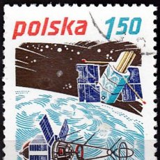 Sellos: 1979 - POLONIA - EXPLORACION ESPACIAL - SATELITE COPERNICUS 500 - YVERT 2479. Lote 143674746