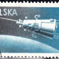 Sellos: 1959 - POLONIA - SPUTNIK 3 - YVERT 992. Lote 144196610