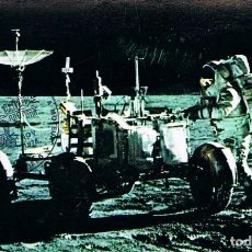 Sellos: FRANCIA, EXPOSICION DE VEHICULOS A MOTOR, VEHICULO LUNAR, AÑO 1975. Lote 167165092
