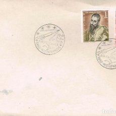 Sellos: AÑO 1963, ASTROFILATELIA EN SANS HOSTAFRANCHS. Lote 179175492