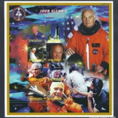 Sellos: SELLOS MICRONESIA 1998 JOHN GLENN'S RETURN TO SPACE. Lote 180190635