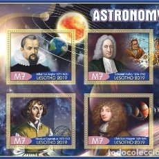 Sellos: STAMPS. SPACE ASTRONOMY PERFORATED. Lote 185745738