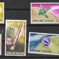 Timbres: TOGOLASE Nº 525 AL 530 (**). Lote 189165880