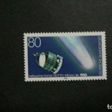 Sellos: /01.04/-ALEMANIA FEDERAL-1986-Y&T 1105 SERIE COMPLETA EN NUEVO SIN FIJASELLOS(**MNH). Lote 198934415