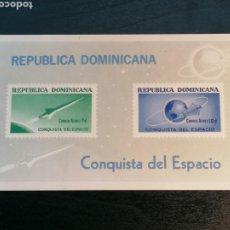 Timbres: ASTRONOMIA REP DOMINICANA 1966 NUEVO *. Lote 203378540