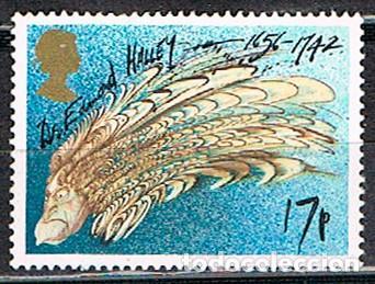 GRAN BRETANA IVERT Nº 1214, EL COMETA HALEY, NUEVO *** (Sellos - Temáticas - Conquista del Espacio)