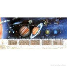 Sellos: 🚩 KOREA 1992 THE SOLAR SYSTEM MNH - SPACE, PLANETS. Lote 243285090
