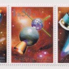Sellos: 🚩 KOREA 2001 SPACE MNH - SPACE, SPACESHIPS, YURI GAGARIN. Lote 243290525