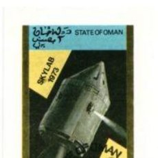Timbres: HOJITA STATE OF OMAN- SKYLAB 1973 – MNH. Lote 247124440
