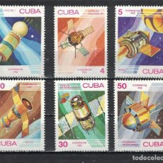 Sellos: ⚡ DISCOUNT CUBA 1983 COSMONAUTICS DAY MNH - SPACE, SPACESHIPS. Lote 262868115