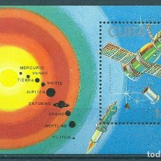Sellos: ⚡ DISCOUNT CUBA 1988 COSMONAUTICS DAY MNH - SPACE, SPACESHIPS. Lote 266194208