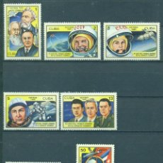 Sellos: ⚡ DISCOUNT CUBA 1981 THE 20TH ANNIVERSARY OF THE FIRST MAN IN SPACE MNH - SPACE, SPACESHIPS,. Lote 266295333
