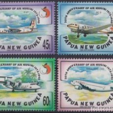 Sellos: F-EX26450 PAPUA NEW GUINEA MNH 1995 20TH ANIV AIR NIUGUINI AVION AIRPLANE.. Lote 270543603