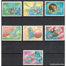 Sellos: ⚡ DISCOUNT CUBA 1988 COSMONAUTICS DAY MNH - SPACE, SPACESHIPS. Lote 289934723
