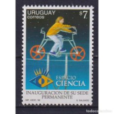 Sellos: ⚡ DISCOUNT URUGUAY 1999 SPACE SCIENCE VISITOR CENTRE MNH - SPACE, THE SCIENCE, SCIENCE AND T. Lote 289964108