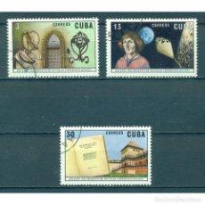Sellos: ⚡ DISCOUNT CUBA 1973 THE 500TH ANNIVERSARY OF THE BIRTH OF COPERNICUS U - SPACE, ASTRONOMY,. Lote 295934808
