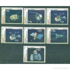 Sellos: ⚡ DISCOUNT NICARAGUA 1987 COSMONAUTS' DAY MNH - SPACE, SPACESHIPS. Lote 295940388
