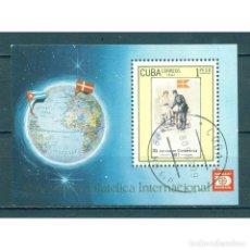 "Sellos: ⚡ DISCOUNT CUBA 1987 INTERNATIONAL STAMP EXHIBITION ""HAFNIA '87"" - COPENHAGEN, DENMARK U - S. Lote 295940868"