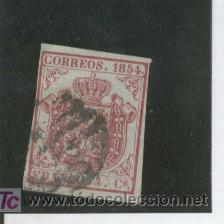 SELLO 1854. EDIFIL 33. OFERTA. (Sellos - España - Otros Clásicos de 1.850 a 1.885 - Usados)