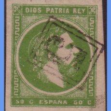 Sellos: 1875 CORREO CARLISTA Nº 160 (O) CORREO CARLISTA VASCONGADAS Y NAVARRA. Lote 9470691