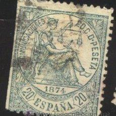 Sellos: EDIFIL 146 - 1874. Lote 12514157