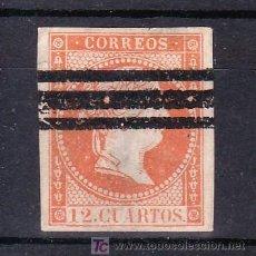 Sellos: ESPAÑA .NE1 BARRADO, DESCARNADO. Lote 15507036