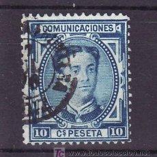 Sellos: ESPAÑA 175 USADA, MATASELLO FECHADOR . Lote 15599006