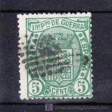 Sellos: ESPAÑA 154 USADA, MATASELLO ROMBO DE PUNTOS. Lote 15599995