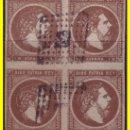 Sellos: 1875 CARLOS VII EDIFIL Nº 161 (O) B4 . Lote 19452559