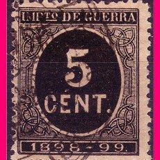 Sellos: 1898 CIFRAS, EDIFIL Nº 236 (O) . Lote 21812144