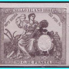 Sellos: FISCALES 1881 PAPEL TIMBRADO, ALEMANY Nº 228 (O). Lote 24814251