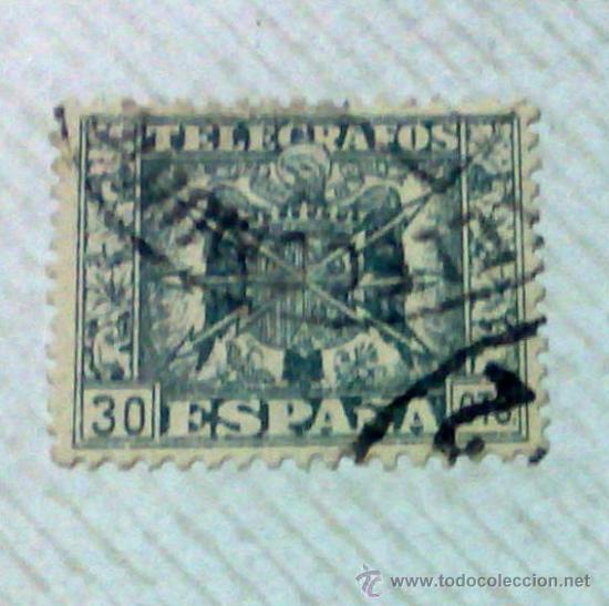 Sellos: CIRCA 1878-1940.- HOJA CON COLECCIÓN DE 37 SELLOS DE LA ÉPOCA. - Foto 12 - 36003019
