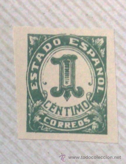 Sellos: CIRCA 1878-1940.- HOJA CON COLECCIÓN DE 37 SELLOS DE LA ÉPOCA. - Foto 31 - 36003019
