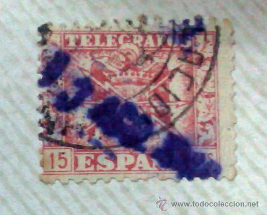 Sellos: CIRCA 1878-1940.- HOJA CON COLECCIÓN DE 37 SELLOS DE LA ÉPOCA. - Foto 7 - 36003019