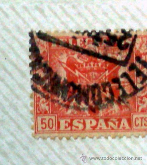 Sellos: CIRCA 1878-1940.- HOJA CON COLECCIÓN DE 37 SELLOS DE LA ÉPOCA. - Foto 10 - 36003019