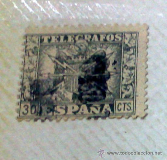 Sellos: CIRCA 1878-1940.- HOJA CON COLECCIÓN DE 37 SELLOS DE LA ÉPOCA. - Foto 11 - 36003019