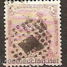 Sellos: SELLO ESPAÑA I REPUBLICA EDIFIL 132 AÑO 1873 CORONA MURAL Y ALEGORIA DE ESPAÑA USADO . Lote 37003867