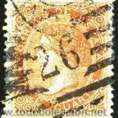 Sellos: ESPAÑA. EDIFIL N.º 100A EN USADO.. Lote 39835588