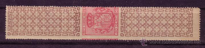 BB28- FISCALES NAIPES * CON FIJASELLOS (Sellos - España - Otros Clásicos de 1.850 a 1.885 - Nuevos)