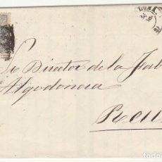 Sellos: G.P.: 107- BARCELONA A REUS. 1872.. Lote 75197599