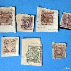 Sellos: LOTE DE SELLOS ANTIGUOS. Lote 115953043