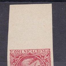 Sellos: CL5-20- REGENCIA MARÍA CRISTINA 1889. GALVEZ A82 . (*) SIN GOMA . LUJO. Lote 128174895