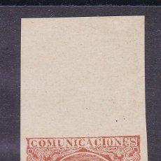 Sellos: CL5-20- REGENCIA MARÍA CRISTINA 1889. GALVEZ A84 . (*) SIN GOMA . LUJO. Lote 128174979