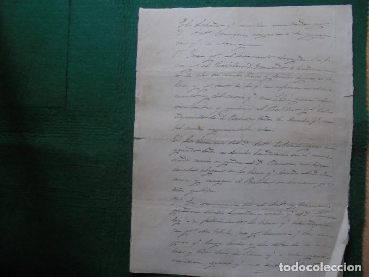 Sellos: Documento oficial sellado Timbre movil 1885, 10 centimos - Foto 3 - 130265362