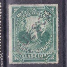Sellos: VV5- FISCALES: SOCIEDAD DEL TIMBRE HUESCA . Lote 143718910